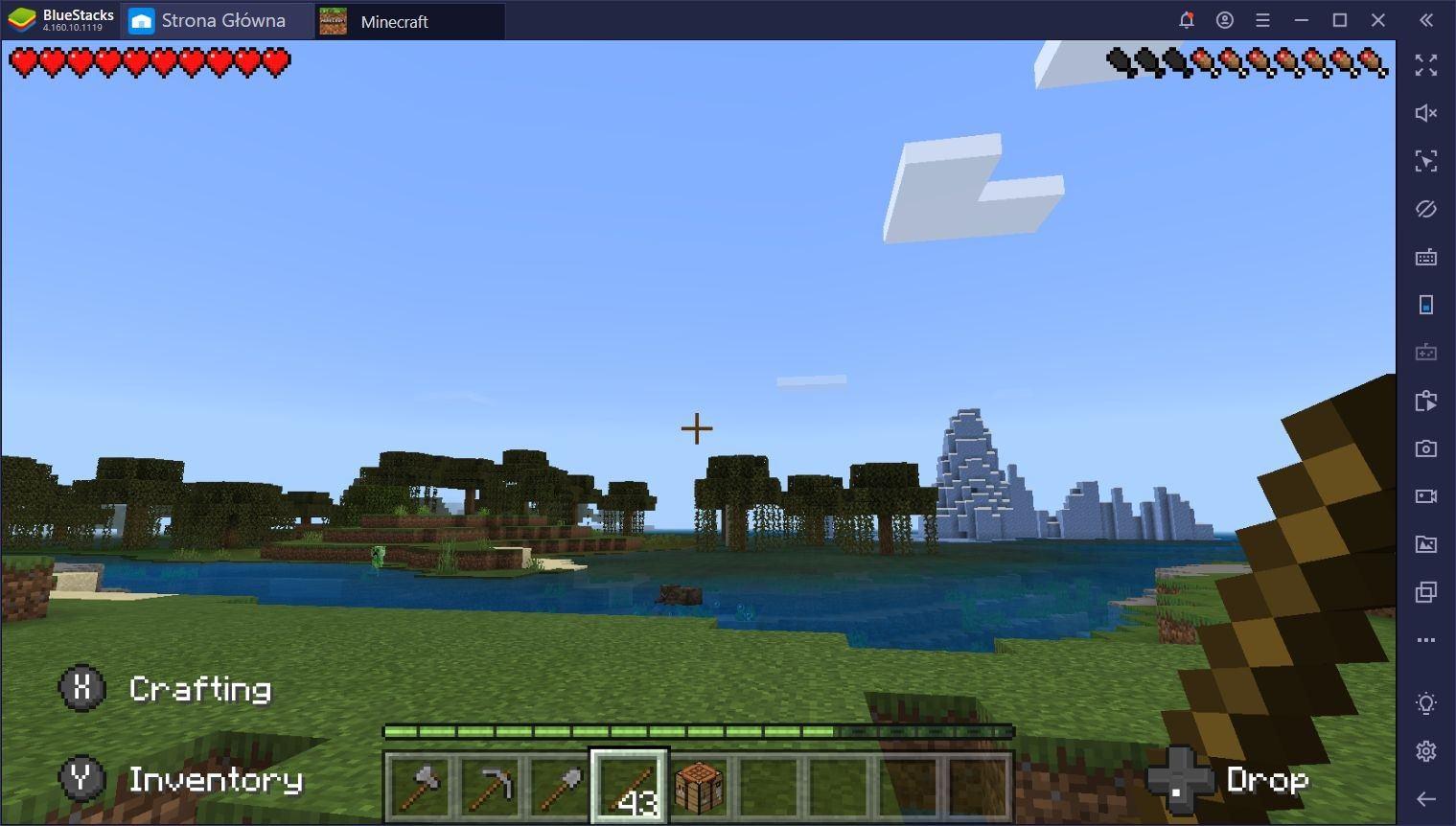 Minecraft Survival – przetrwanie