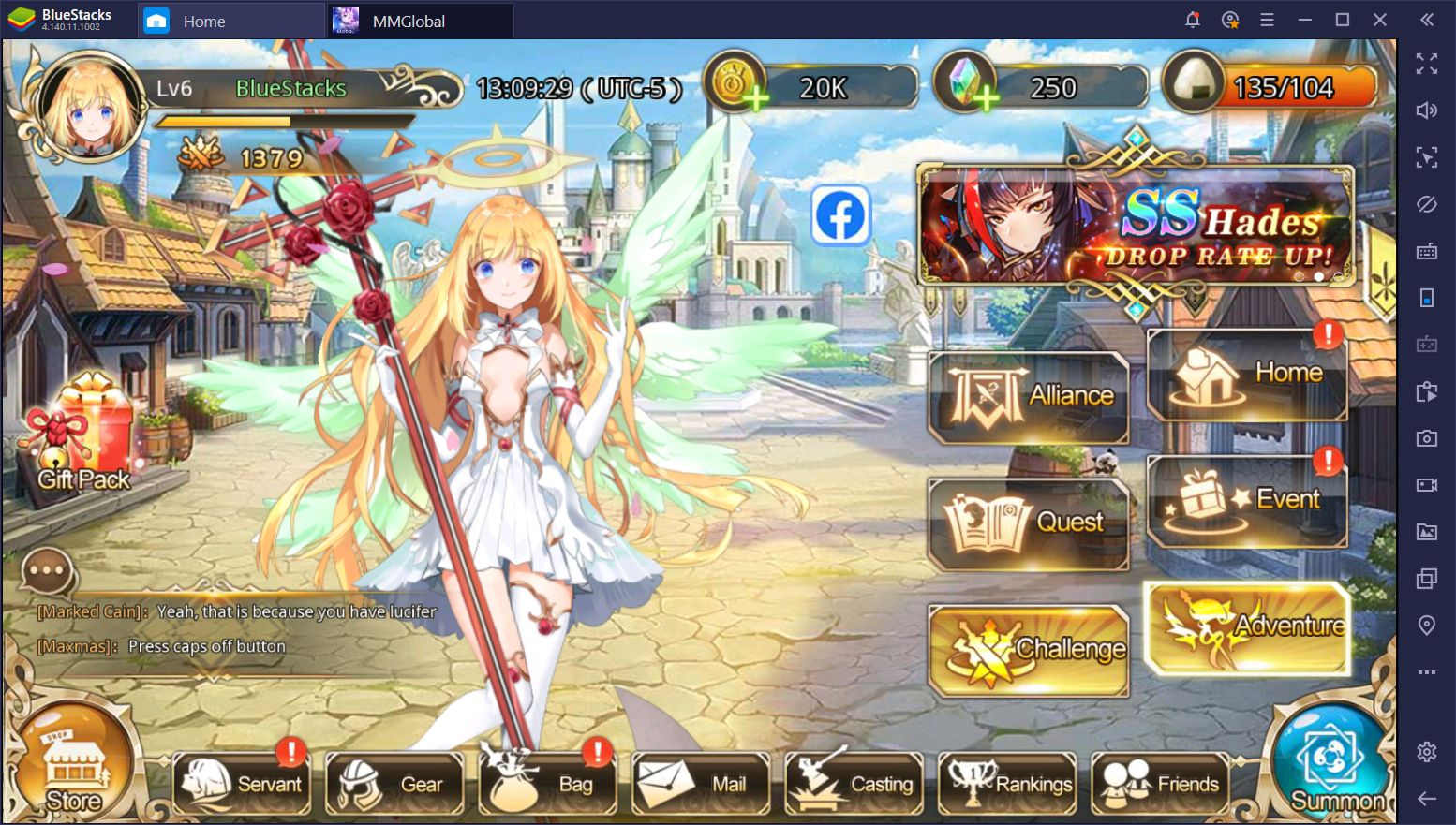 Enjoy Mirage Memorial Global on Your PC With BlueStacks