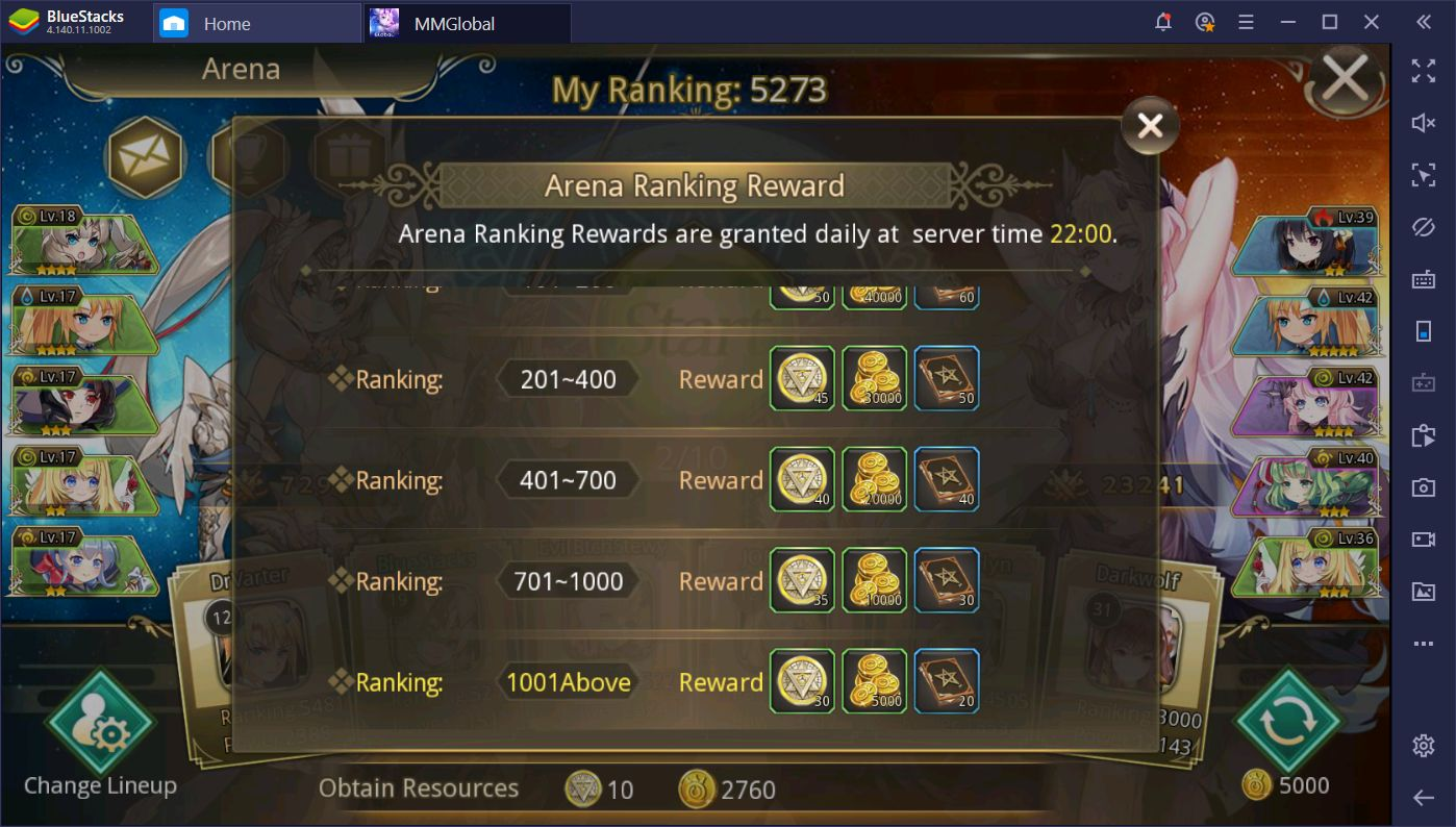 A Guide to Freebies and Resource Farming in Mirage Memorial Global on PC