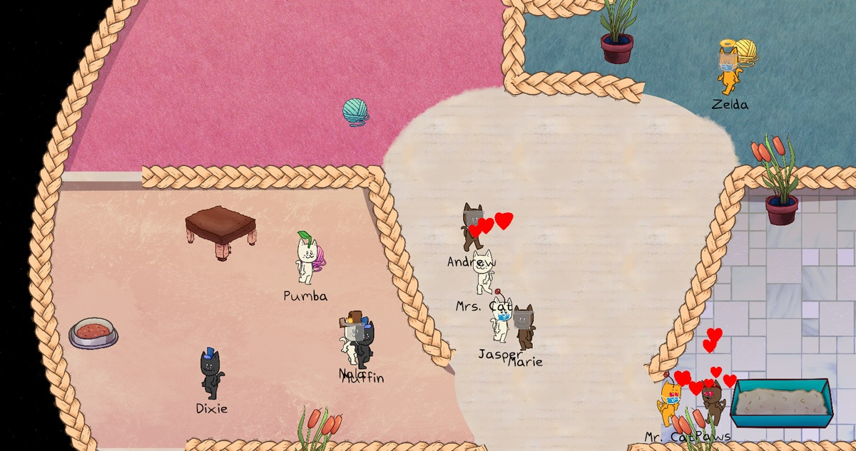 Cat Colony Crisis the latest Among Us inspired game set for February release