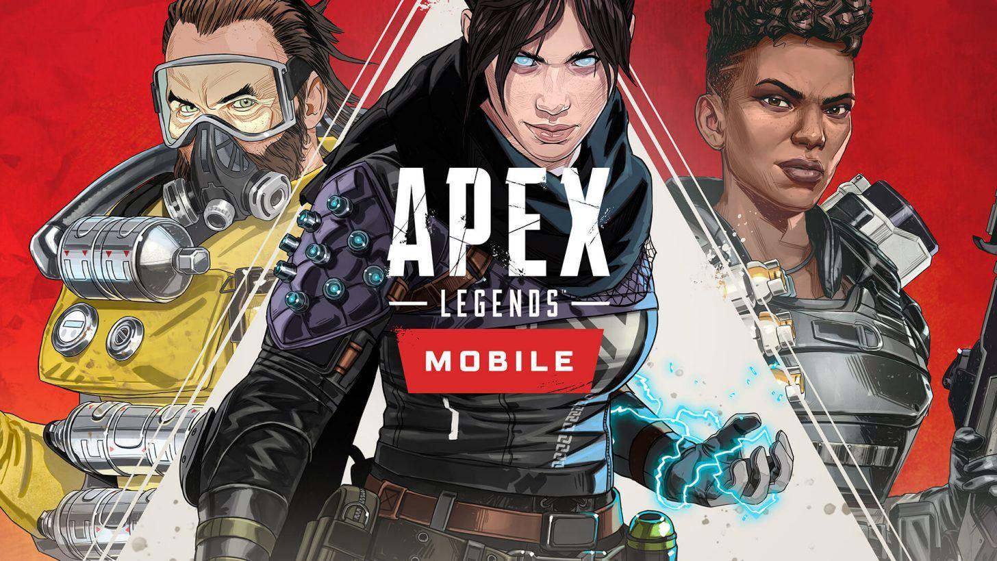 В конце апреля в странах Азии начнется закрытое бета-тестирование Apex Legends Mobile