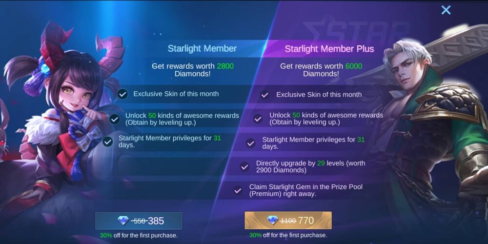 Mobile Legends: Bang Bang to release reworked Starlight Event