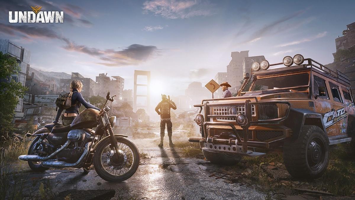 Garena Announces New Open World Co-op Survival Game Called Undawn