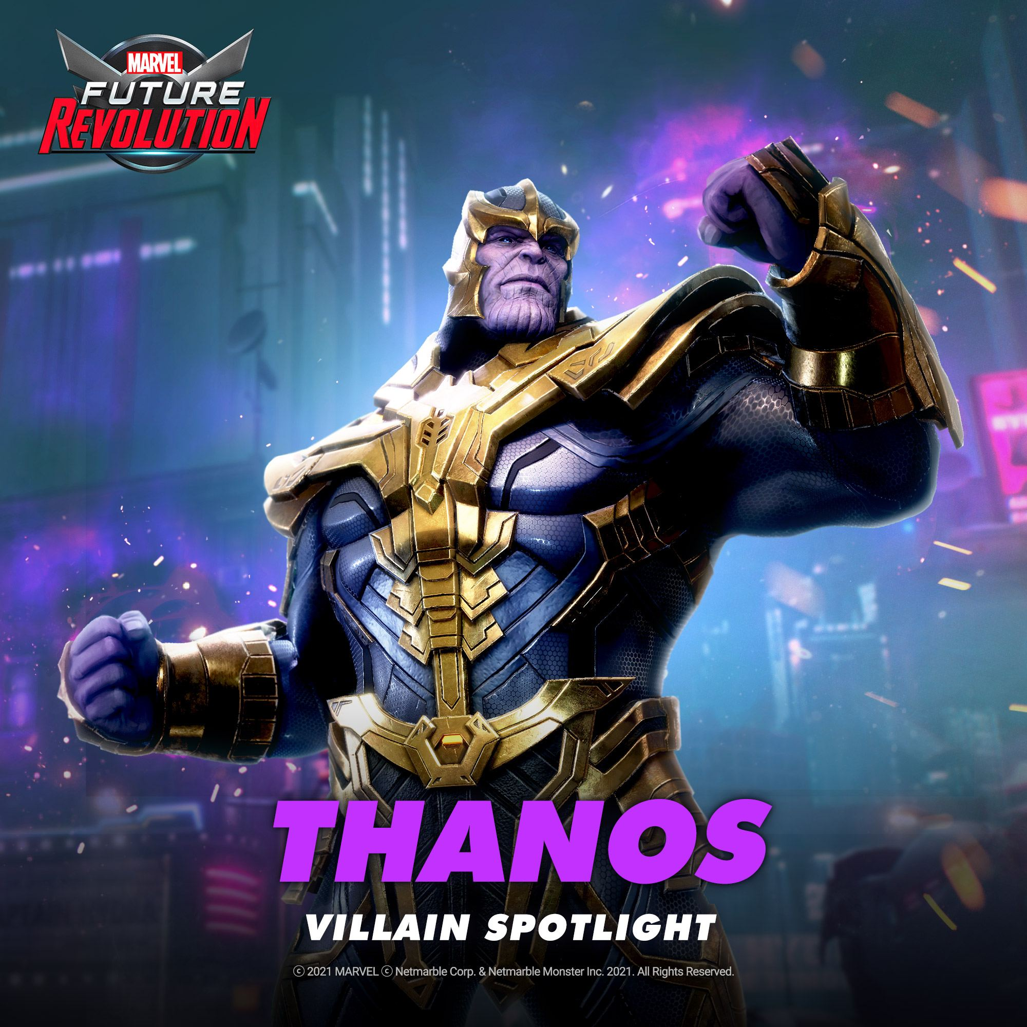 Everything You Need to Know About MARVEL Future Revolution