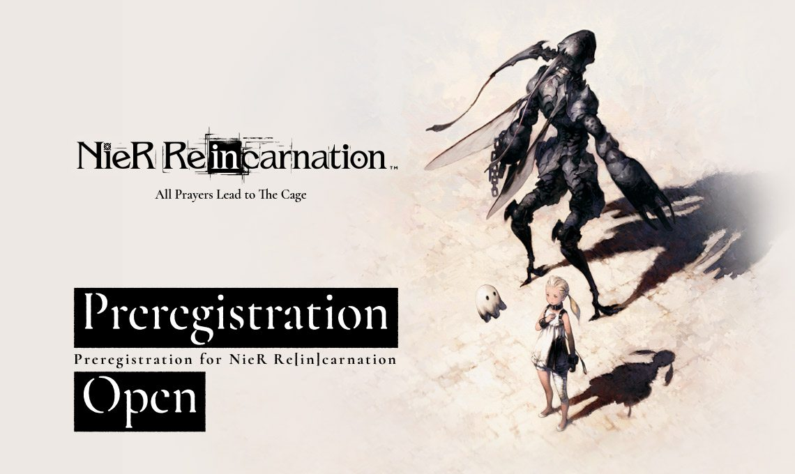 Nier Reincarnation Trailer Out; Game Scheduled for July 28 Release