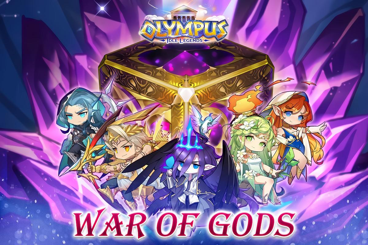Olympus: Idle Legends set for September 15 release