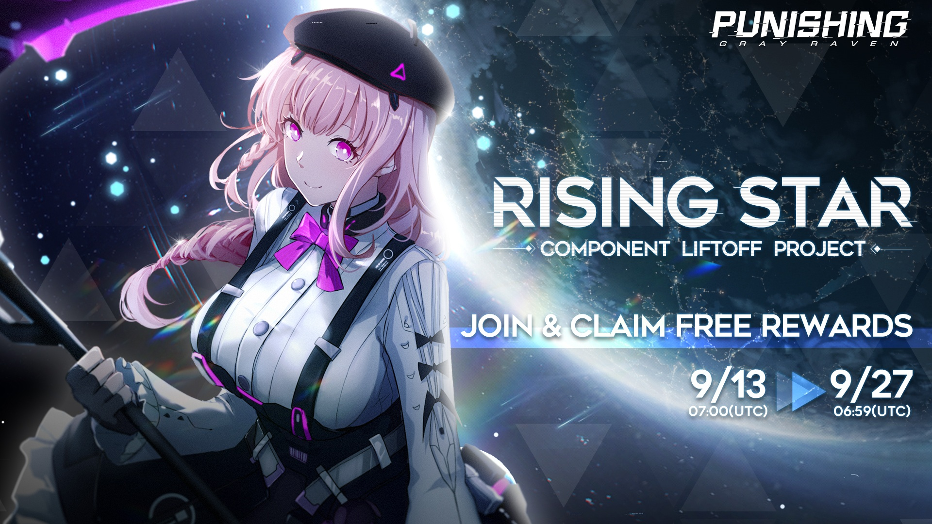 Punishing: Gray Raven dole out Rising Star Event and Straylight Terminal Event