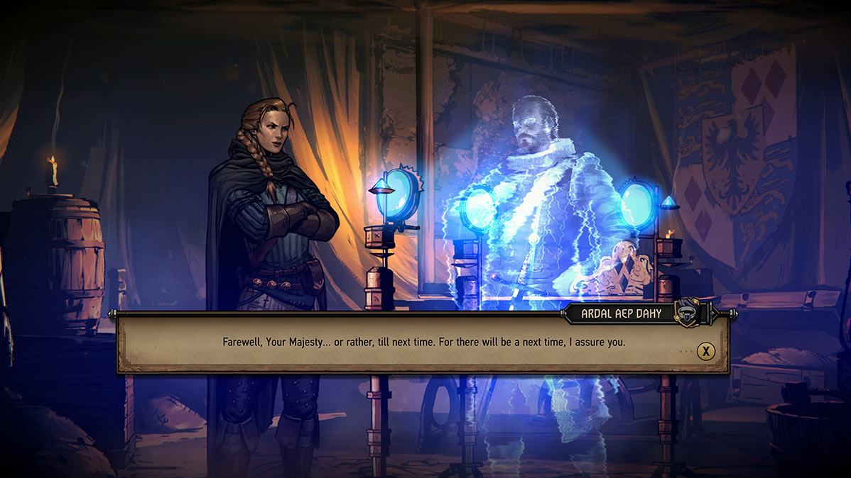 The Witcher Tales: Thronebreaker Released on Google Play Store