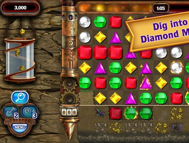 Play Bejeweled Classic on PC 10