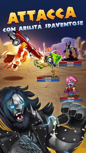 Gioca Monster Legends on PC 4
