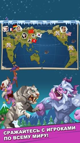 Играй Monster Castle — Визит в Древнюю Грецию На ПК 16