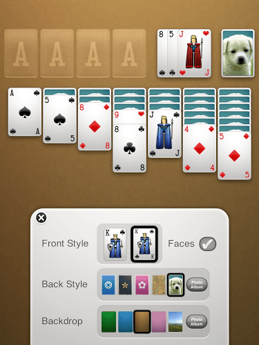 Spustit Solitaire on PC 16