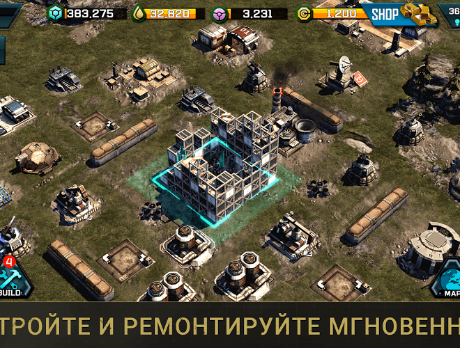 Играй War Commander: Rogue Assault На ПК 16