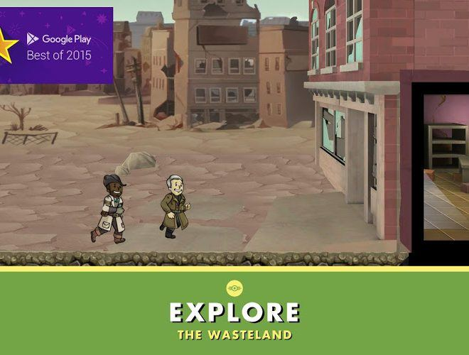 Jogue Fallout Shelter para PC 18