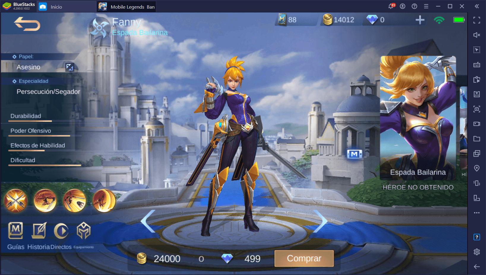 Cómo Dominar en la Jungla en Mobile Legends: Bang Bang