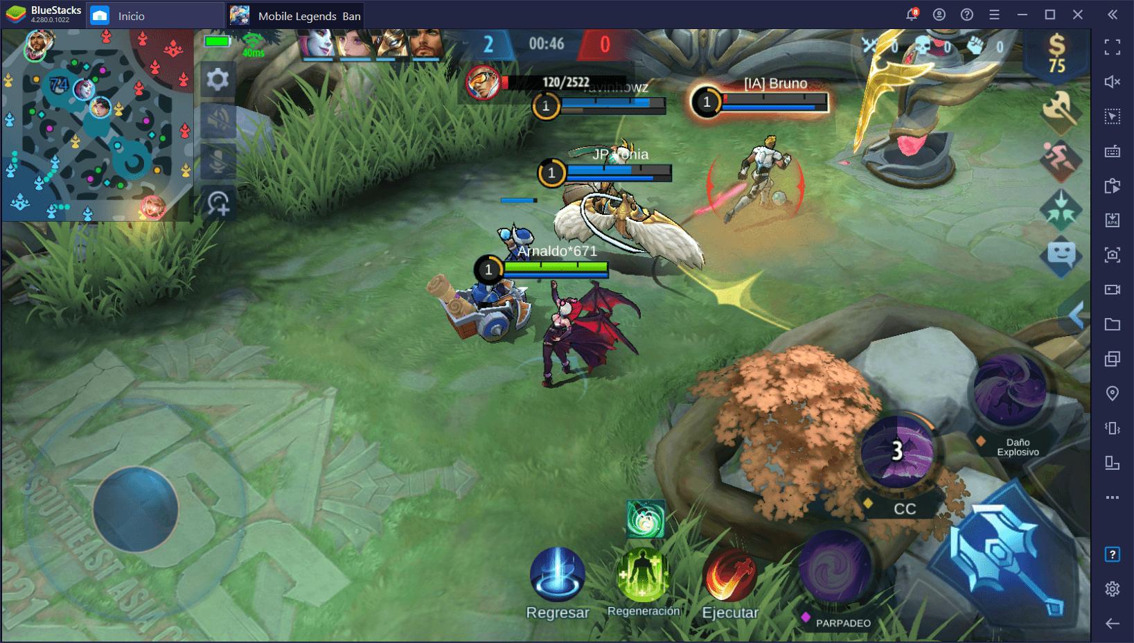 Cómo Dominar en Top en Mobile Legends: Bang Bang