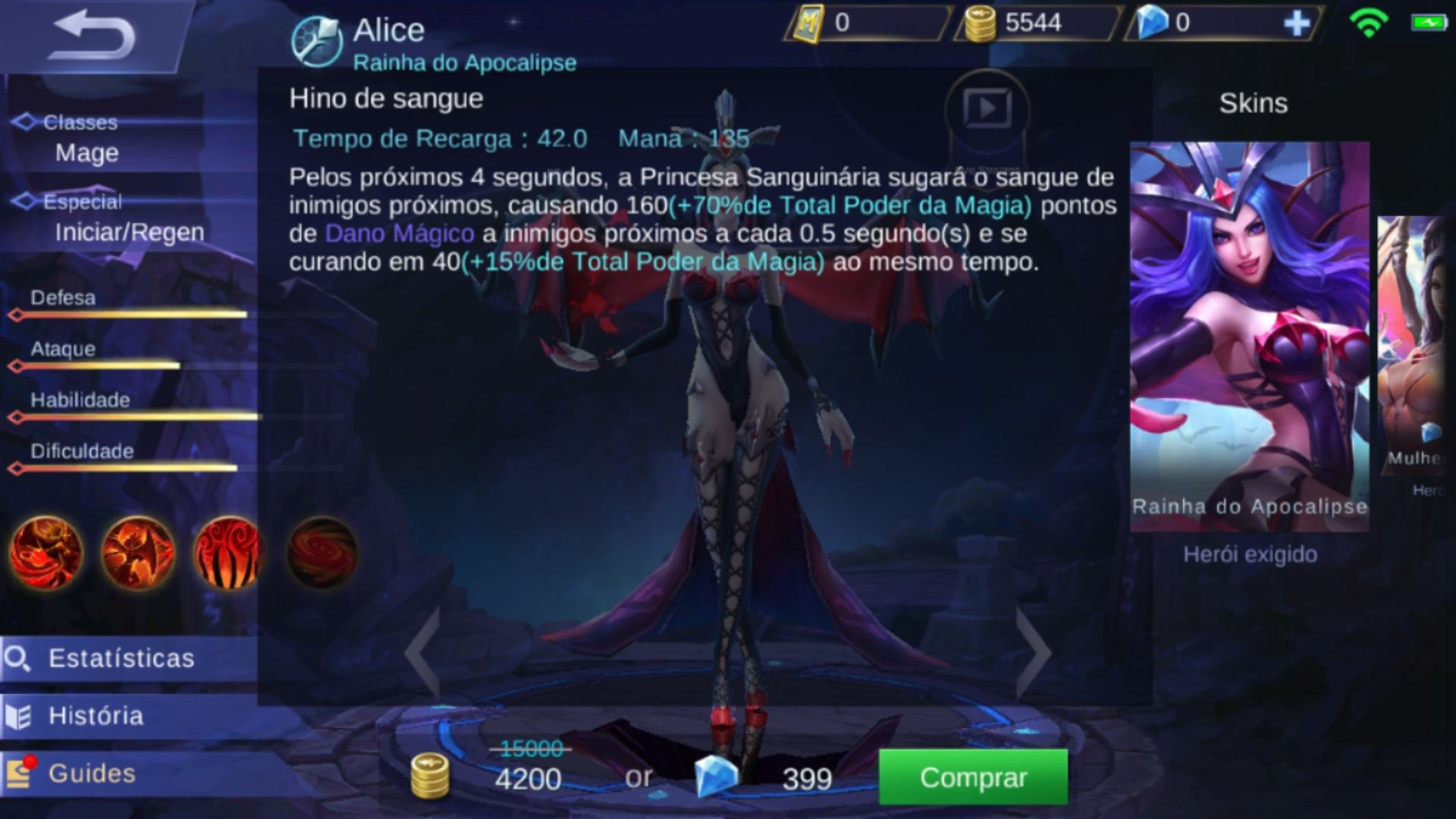 Mobile Legends Vamp Mode Pt Img 2