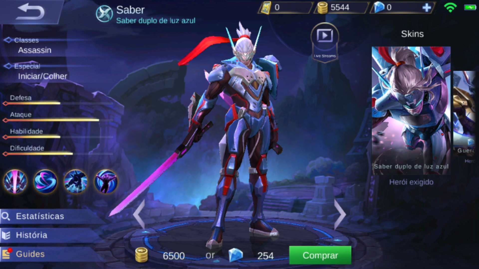 Mobile Legends Vamp Mode Pt Img 5