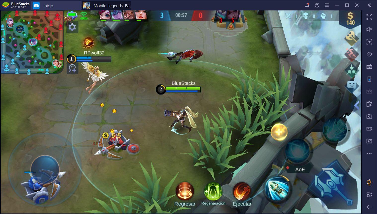 5 Razones Para Volver a Jugar Mobile Legends: Bang Bang en BlueStacks