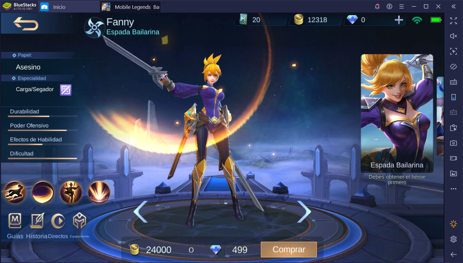 Guía de Jungler Para Mobile Legends: Bang Bang