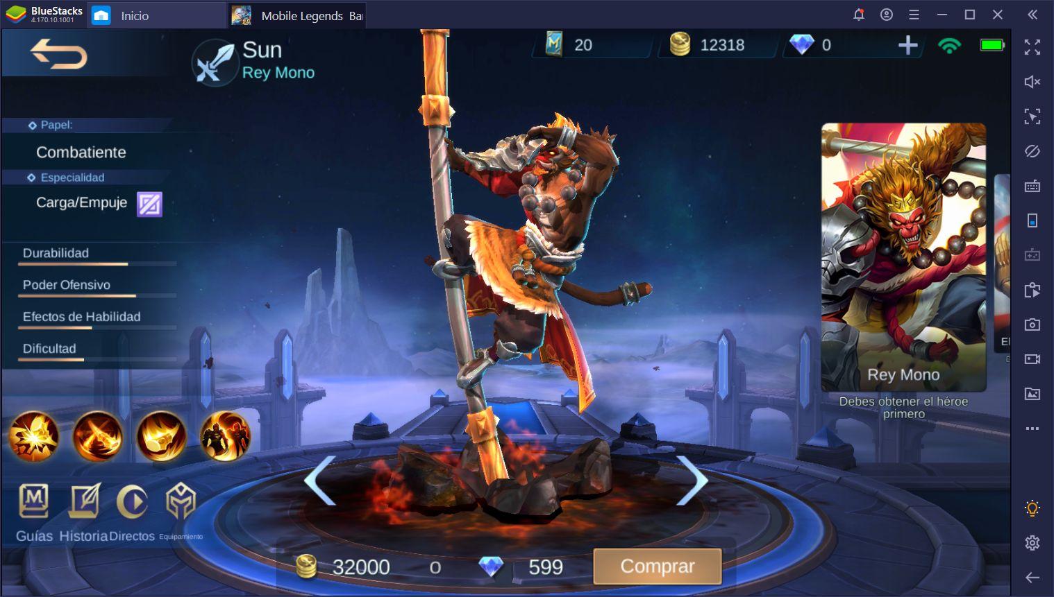 Guía de Jungler Para Mobile Legends: Bang Bang