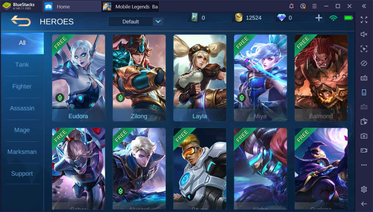 Mobile Legends Update 2.0 Patch Img 7