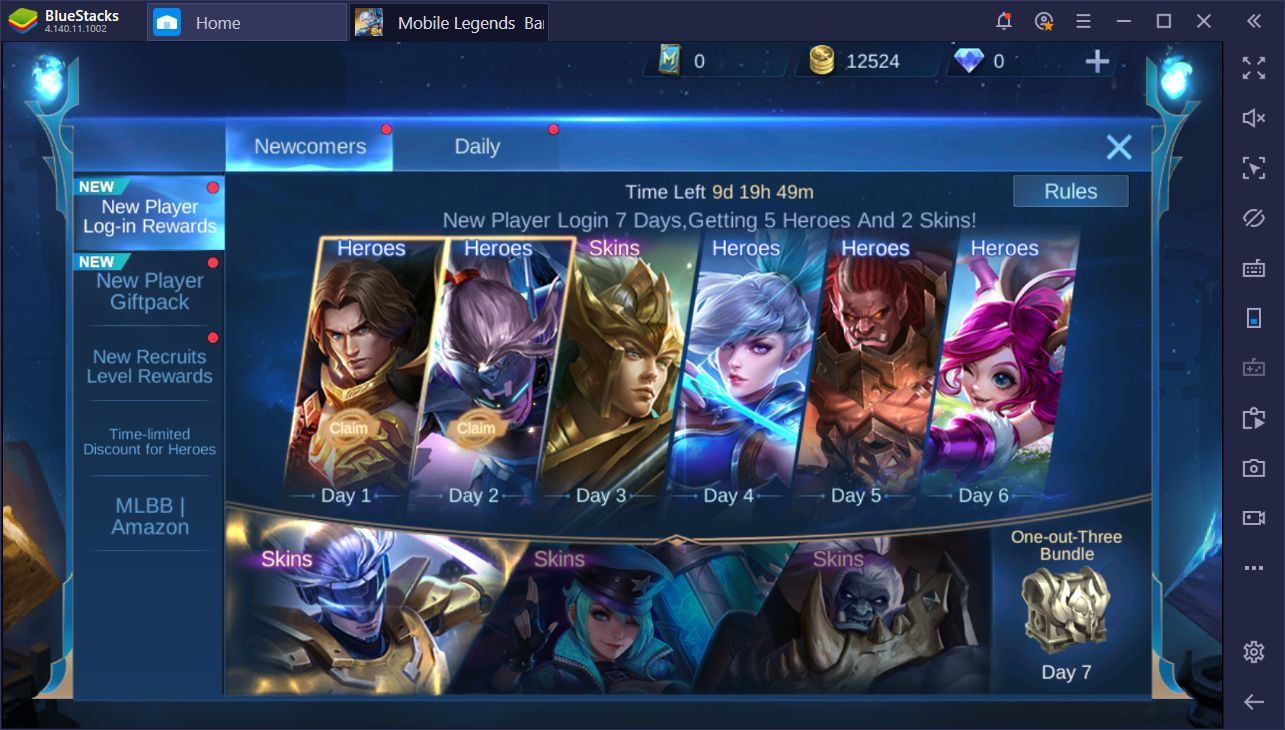 Mobile Legends Update 2.0 Patch Img 9