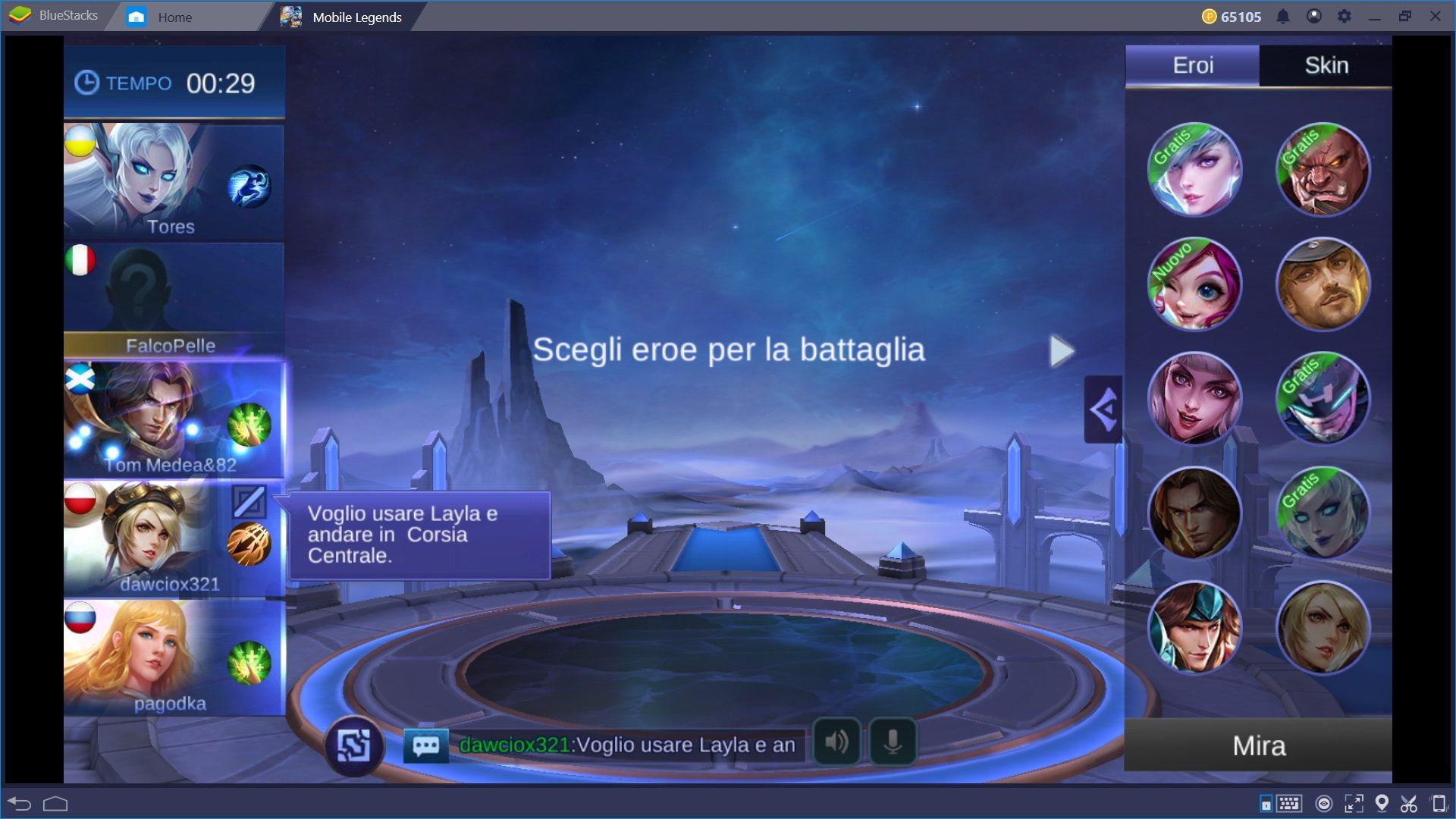 Trucchi e Consigli per Mobile Legends: Bang Bang