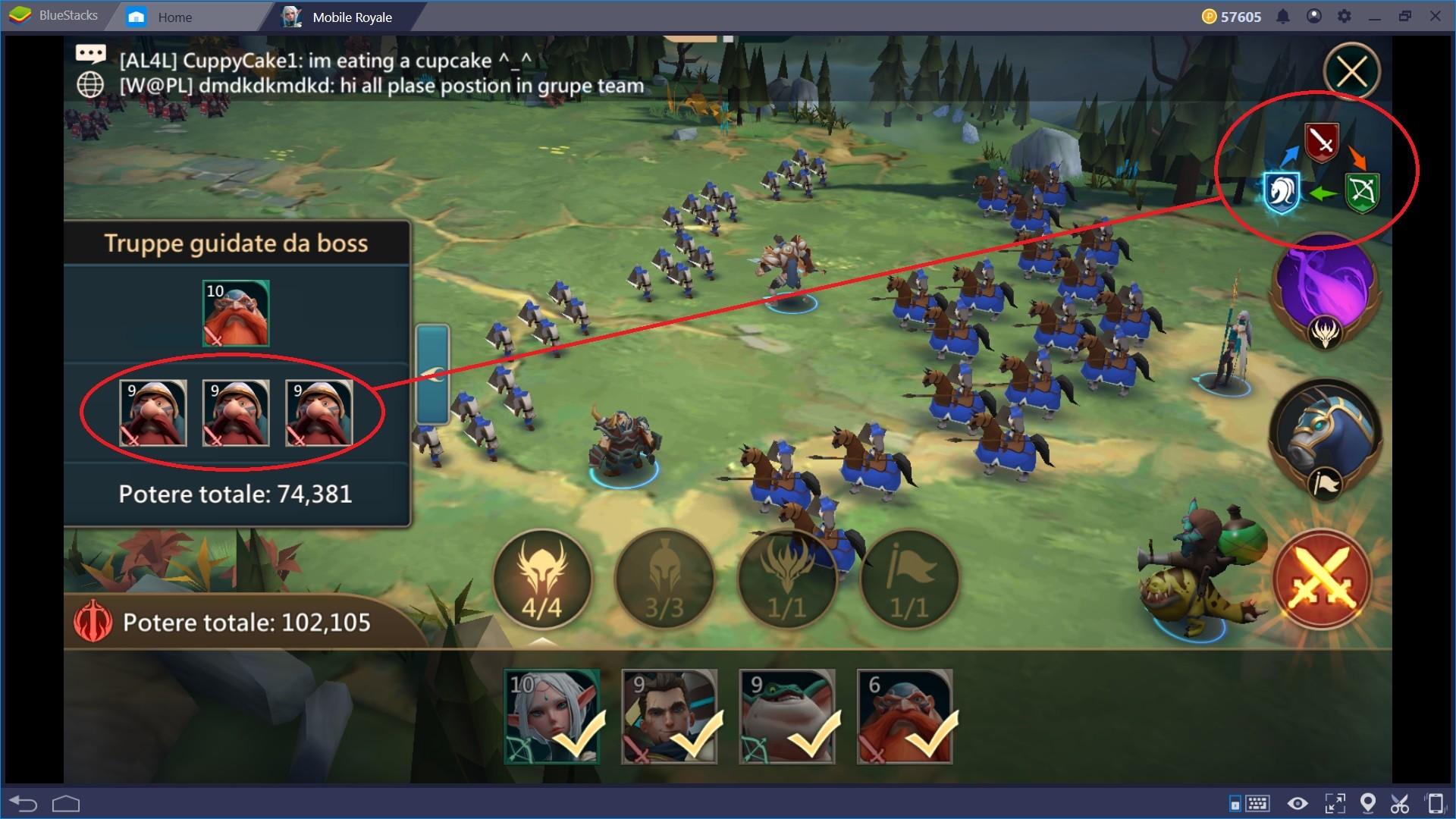 Attaccare e Difendere in Mobile Royale: La Guida al Combattimento