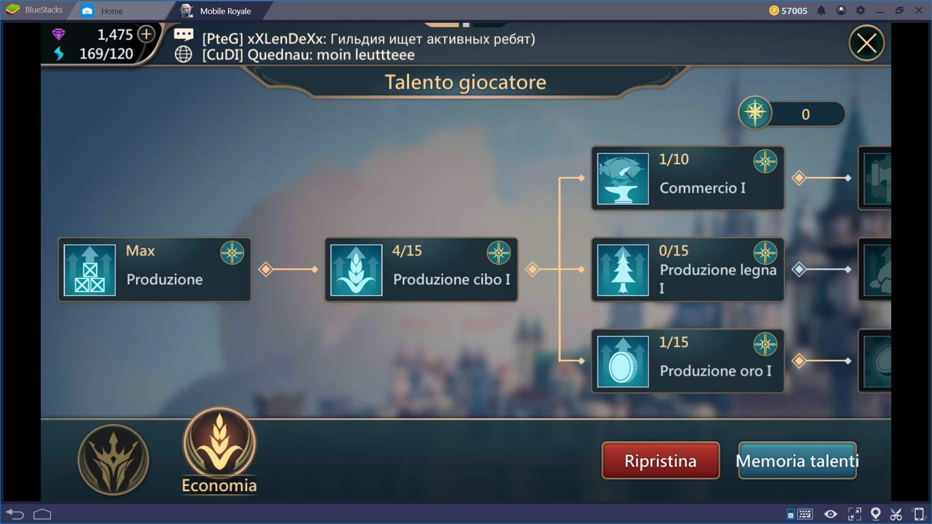 La Guida Introduttiva a Mobile Royale