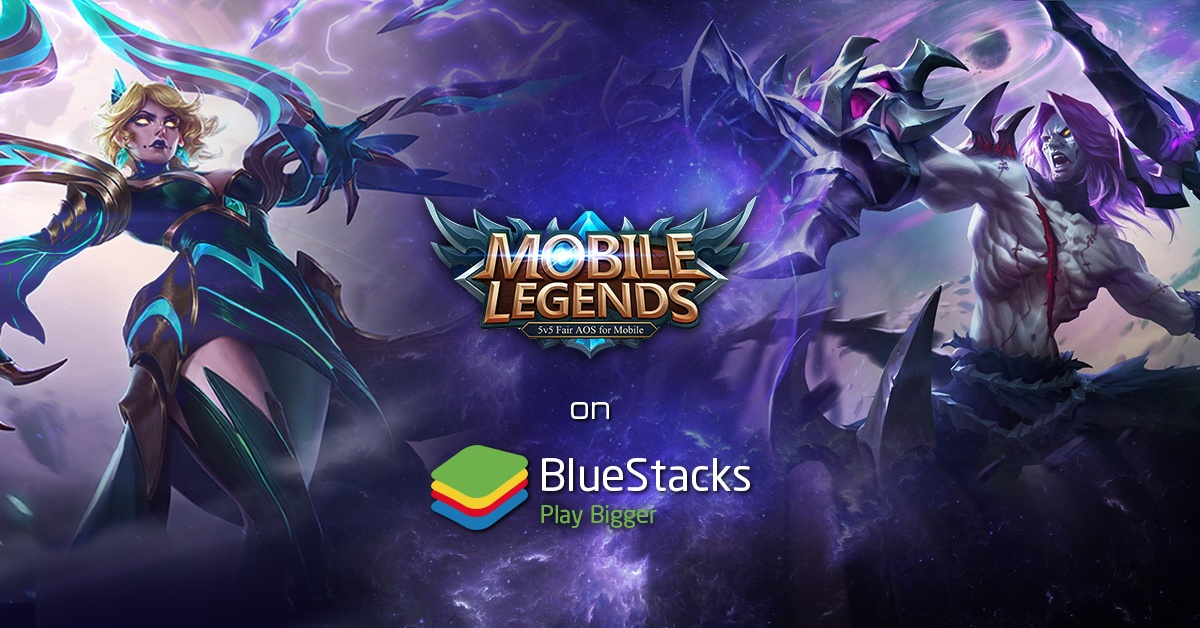 Advantages of Playing Mobile Legends: Bang Bang with Bluestacks