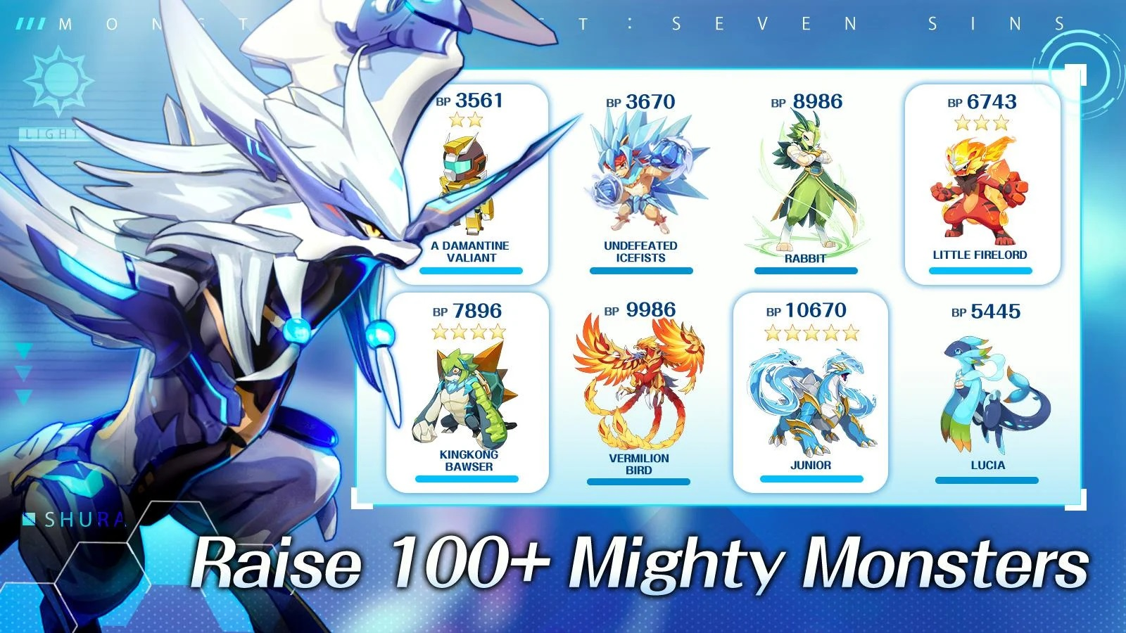 Monster Quest Pre-Registrations Open – Catch and Train Monsters and Become a Powerful Trainer