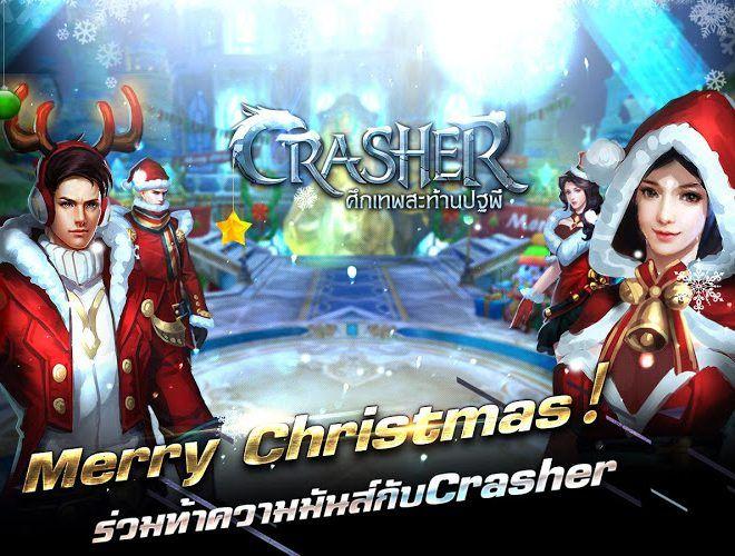 เล่น Crasher-ศึกเทพสะท้านปฐพี on PC 10