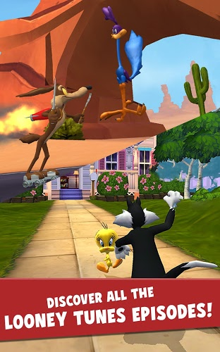 Play Looney Tunes Dash! on pc 17