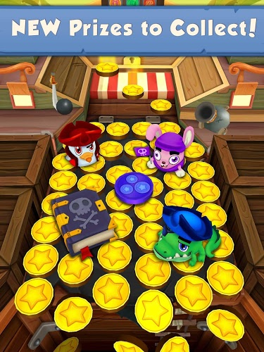 Joue Coin Dozer: Pirates on pc 8
