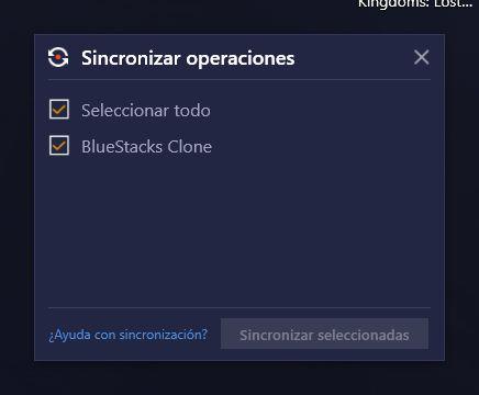 El Sincronizador de Instancias de BlueStacks - Perfecciona el Arte de Multitasking