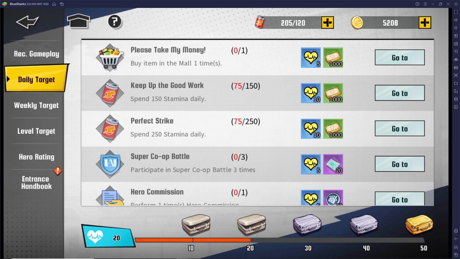 Come ottenere Hero Coins in My Hero Academia: The Strongest Hero