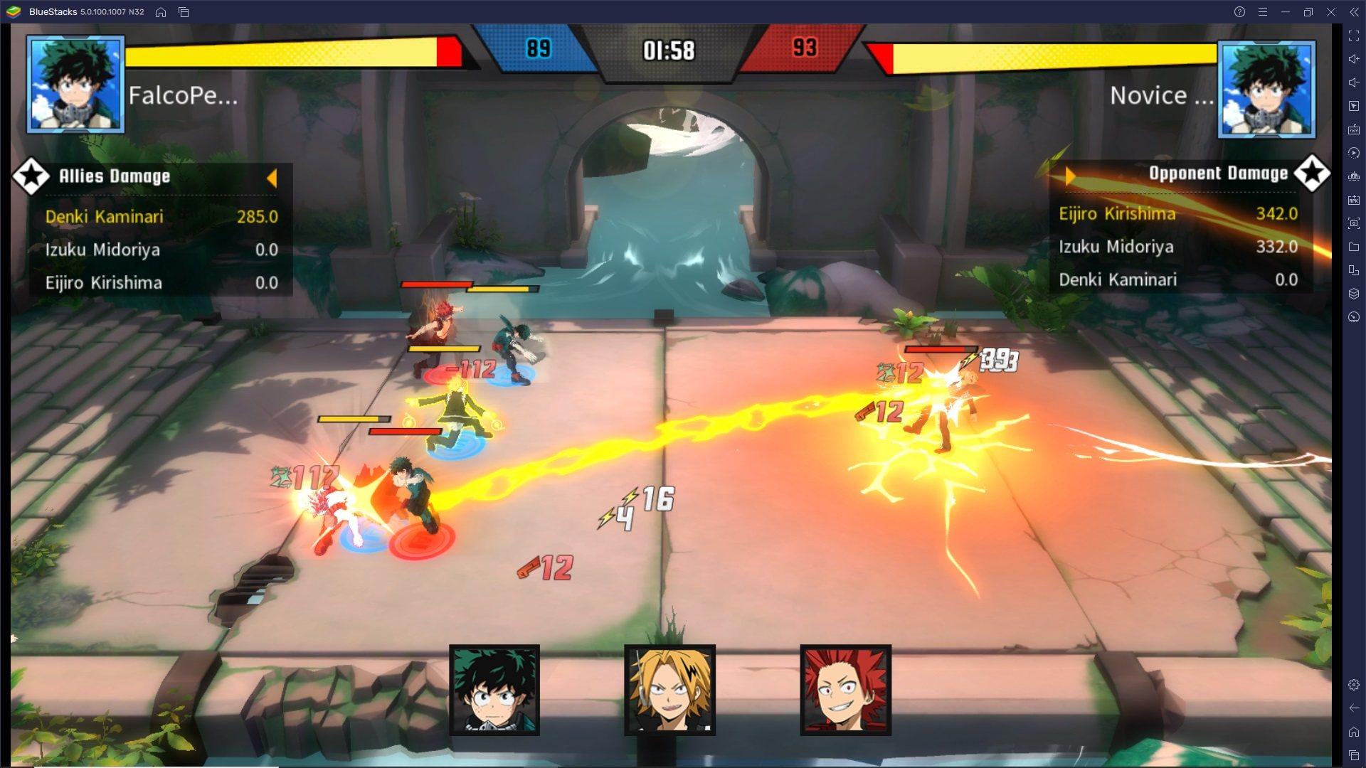 Prova subito My Hero Academia: The Strongest Hero con il nuovo BlueStacks 5