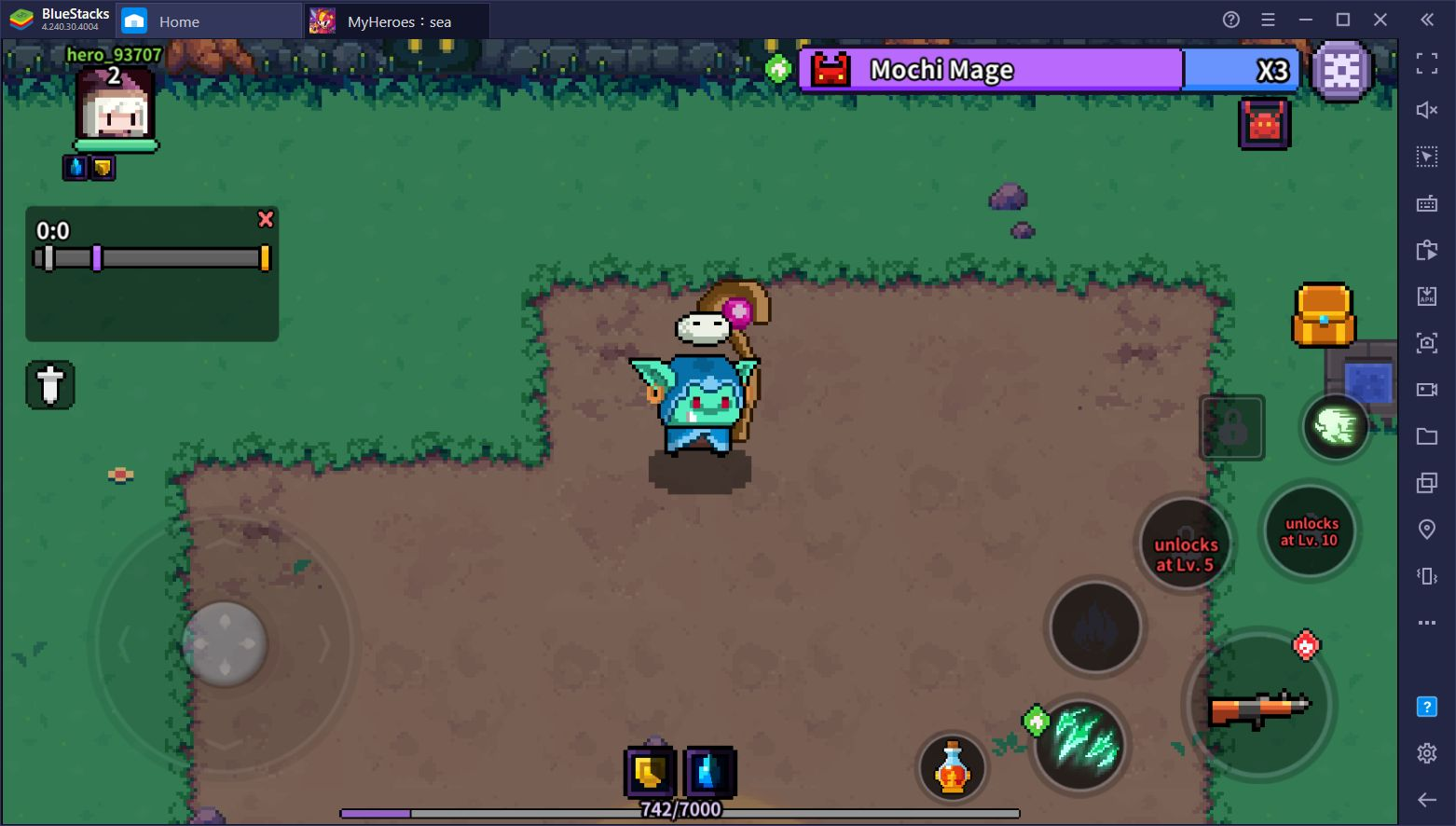 My Heroes: SEA – How to Get the Best Controls and Graphics on PC with BlueStacks