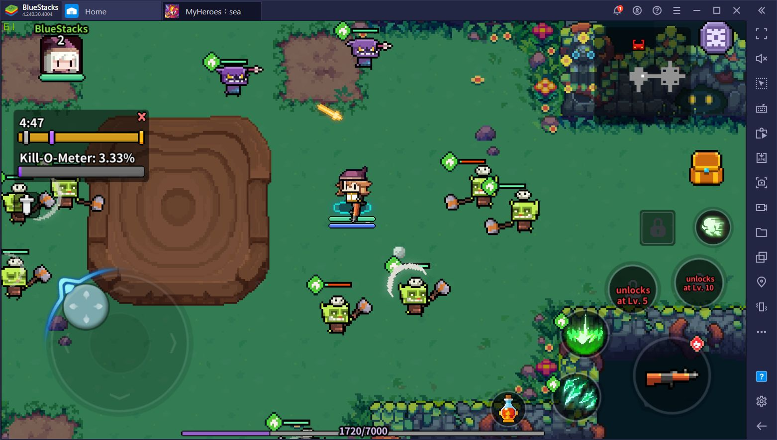 My Heroes: SEA – Combat Tips and Tricks for Clearing Stages Easily
