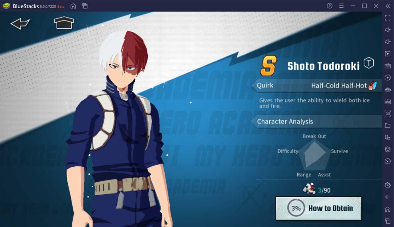 Топ лучших героев в My Hero Academia: The Strongest Hero