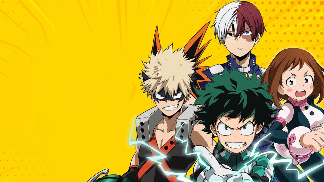 My Hero Academia: The Strongest Hero RPG to Release on Mobile Platforms in 2021