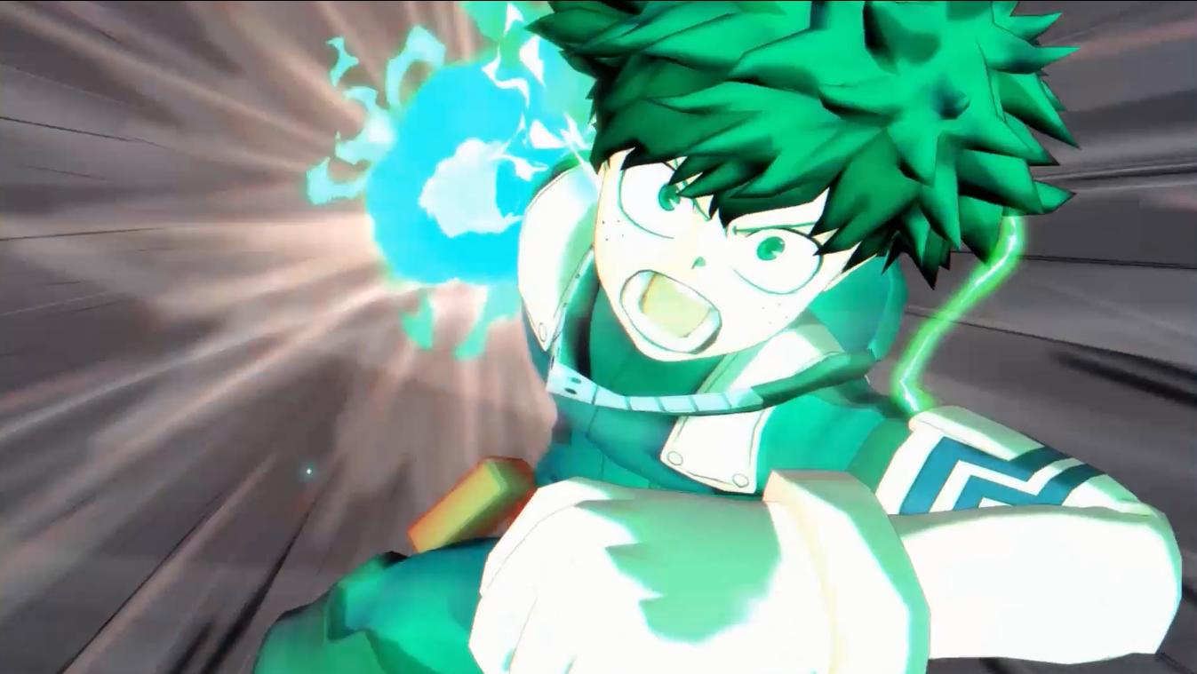 《我的英雄學院:最強英雄》封測進行中 遊戲搶先看!