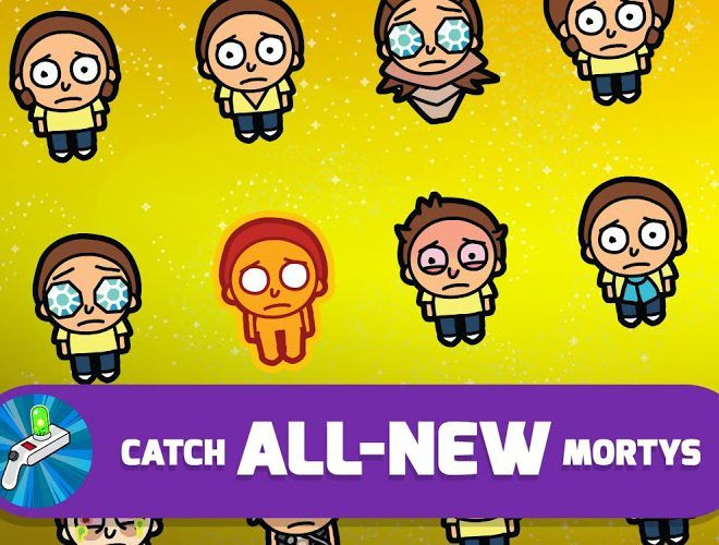 Play Pocket Mortys on PC 5