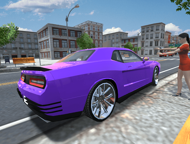 Play Muscle Car Challenger on PC 6