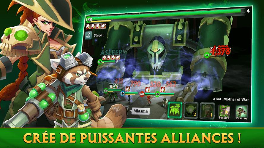 Jouez à  Alliance: Heroes of the Spire sur PC 2