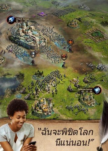 เล่น Clash of Queens on PC 19