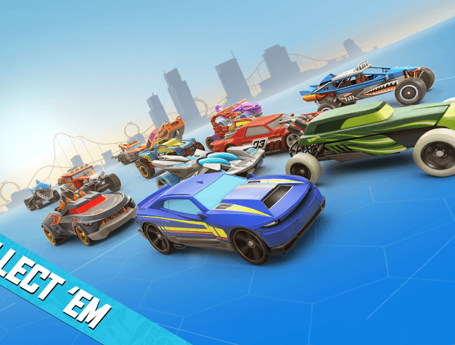 Play Hot Wheels: Race Off on PC 7
