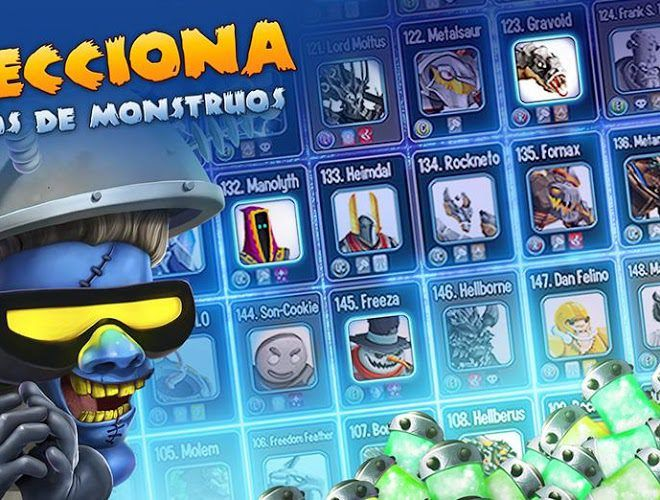 Juega Monster Legends en PC 17