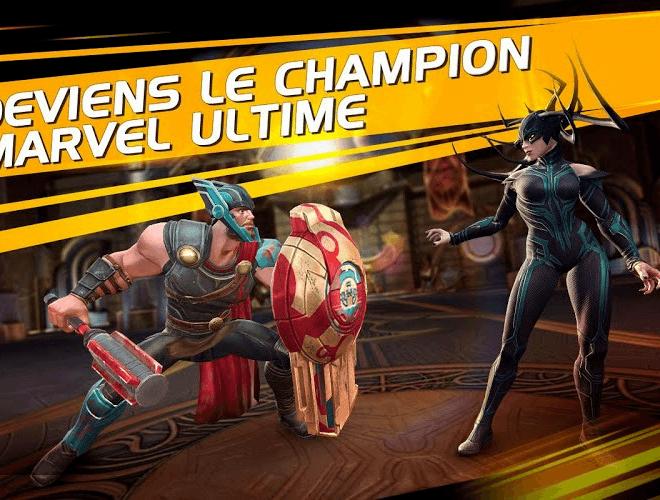 Jouez à  Marvel Contest of Champions sur PC 9